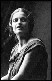 Ayn Rand, age 20